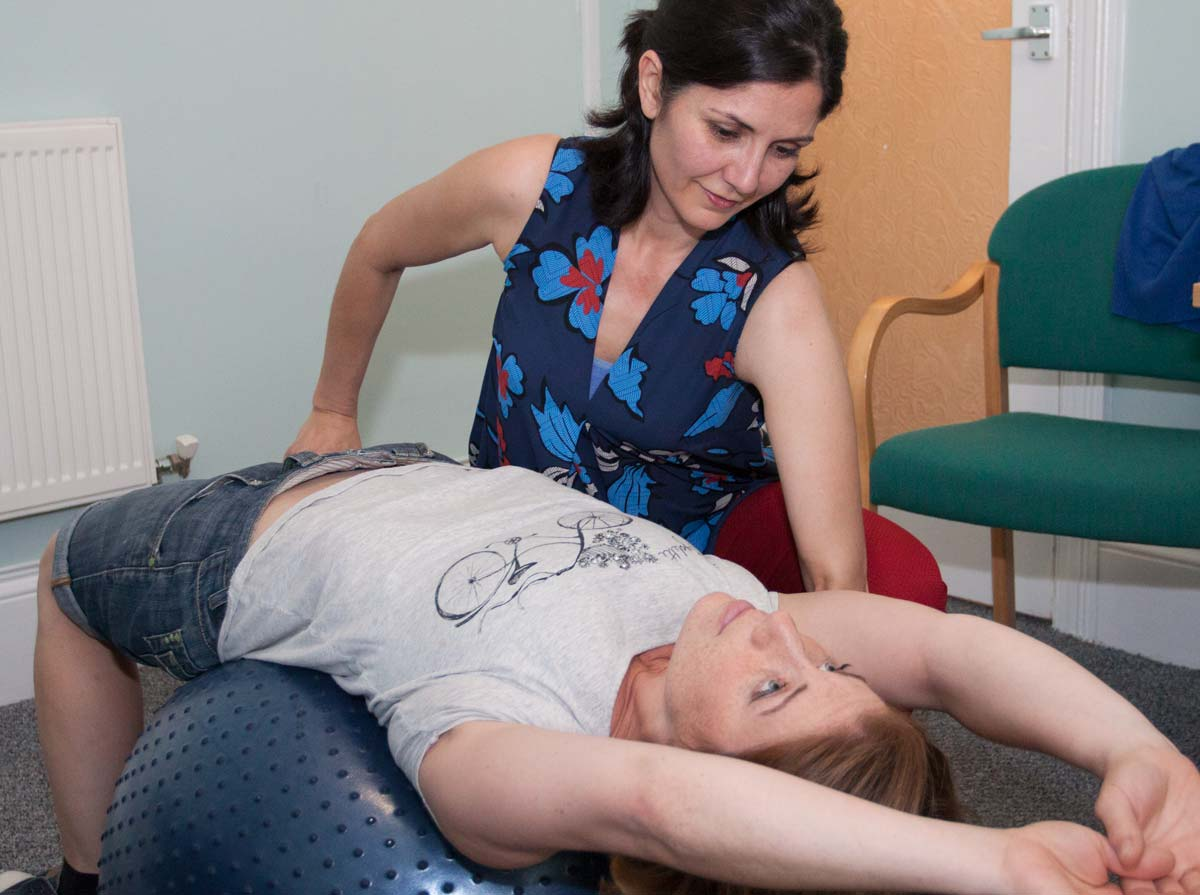 Chiropractic treatment to increase mobility and reduce pain